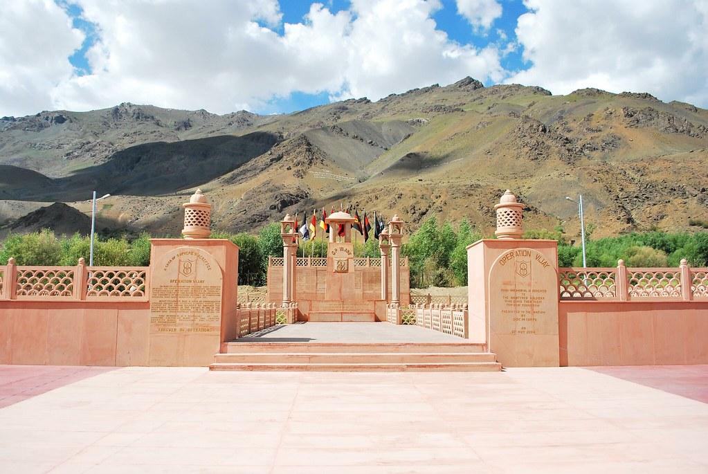 Drass in Ladakh